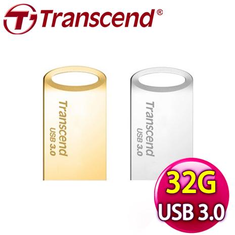 Transcend 創見 JF710 32G USB3.0 高速隨身碟《雙色任選》-3C電腦週邊-myfone購物