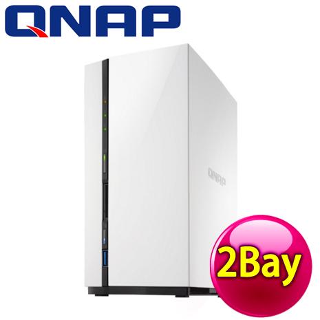 QNAP 威聯通 TS-228 2Bay NAS 網路儲存伺服器-3C電腦週邊-myfone購物