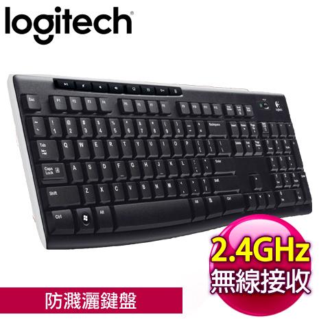 Logitech 羅技 K270 無線鍵盤