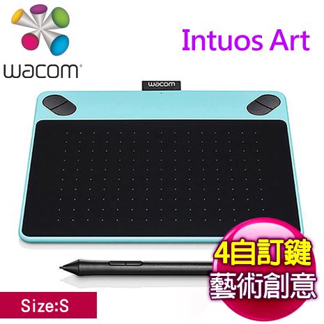 Wacom Intuos Art 藝術創意觸控繪圖板 (S)《時尚藍》-3C電腦週邊-myfone購物