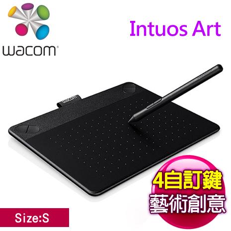 Wacom Intuos Art 藝術創意觸控繪圖板 (S)《經典黑》-3C電腦週邊-myfone購物