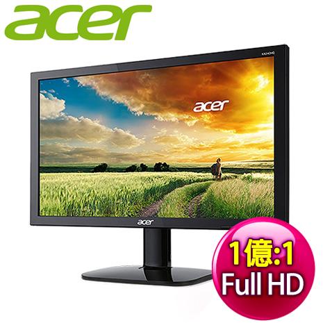 Acer 宏碁 KA240HQ 24型 16:9 寬螢幕