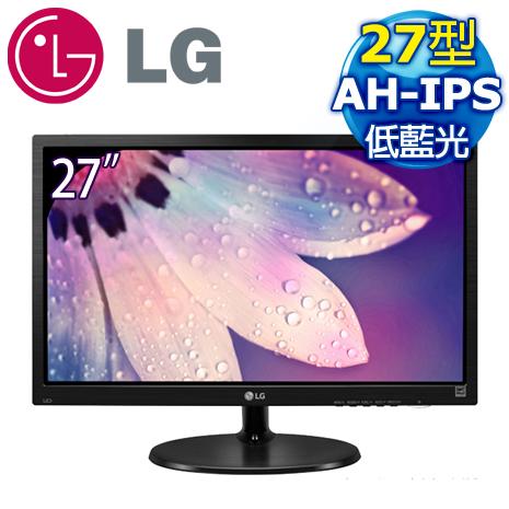LG 樂金 27MP38VQ-B 27型 Full HD AH-IPS 護眼電競螢幕-數位筆電.列印.DIY-myfone購物
