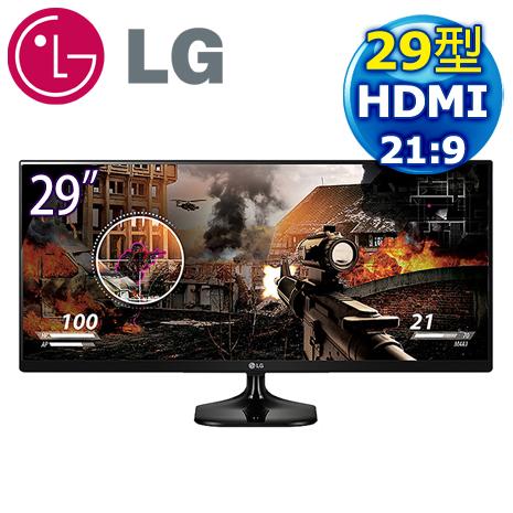 LG 樂金 29UM58-P 29型 21:9 WQHD AH-IPS 電競旗艦螢幕