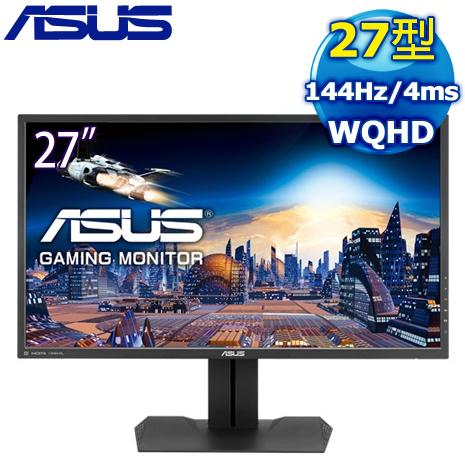 ASUS 華碩 MG279Q 27型 IPS 寬螢幕-數位筆電.列印.DIY-myfone購物