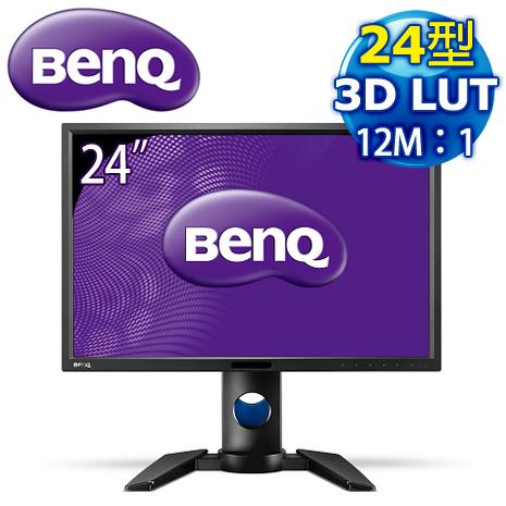 福利品》BenQ 明基 PG2401PT 24型 IPS 可旋轉 專業繪圖液晶螢幕