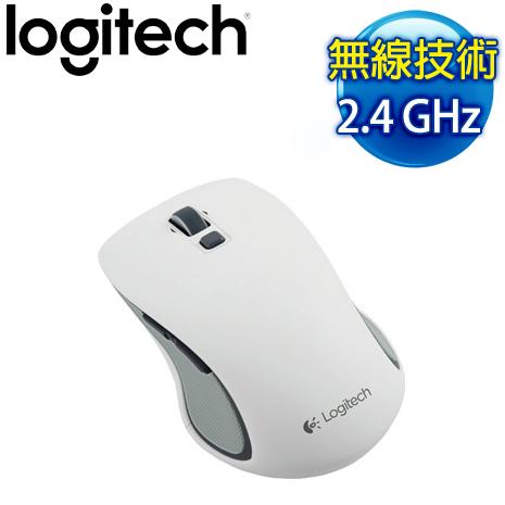【17光棍節】Logitech 羅技 M560 無線滑鼠《白》