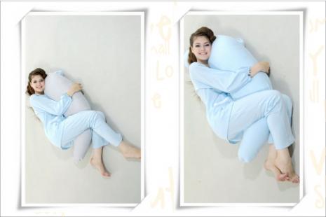 婦嬰兩用側睡抱枕↘$980↘