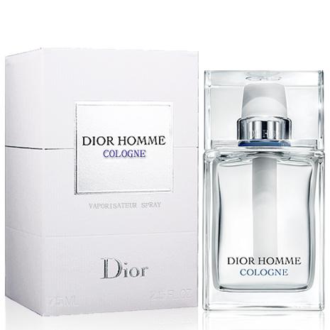 Dior迪奧DIOR HOMME COLOGNE清新淡香水(75ml)