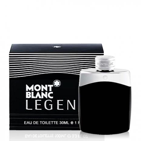 【即期品】MONT BLANC萬寶龍 傳奇經典男性淡香水(30ml)