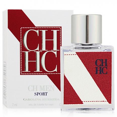 Carolina Herrera CH運動男性淡香水小香(7ml)-美妝‧保養‧香氛‧精品-myfone購物