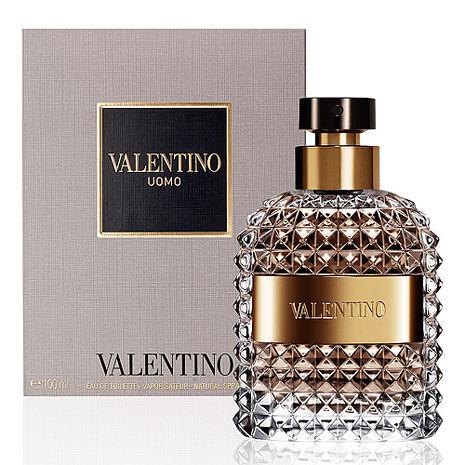 【即期品】Valentino Uomo 同名男性淡香水(100ml)