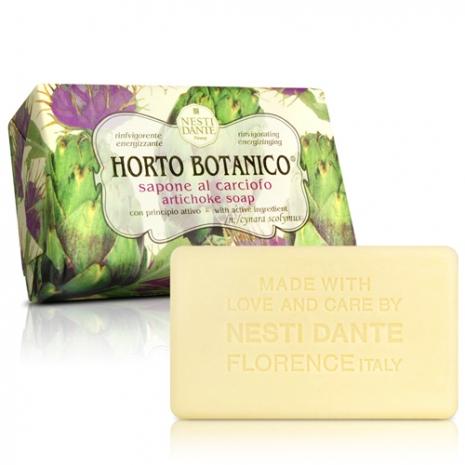 (任選)Nesti Dante 義大利手工皂-天然纖蔬系列-朝鮮薊皂(250g))