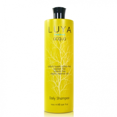 LUYA Daily Shampoo 每日養護洗髮精(1000ml)