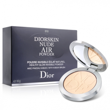 Dior迪奧 輕透光空氣蜜粉餅#010(10g)
