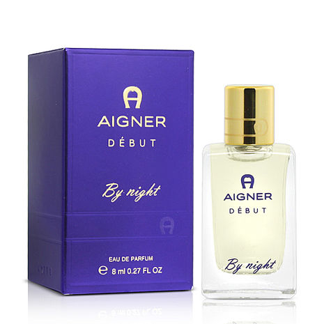 Aigner 愛格納 邂逅之夜女性淡香精小香(8ml)