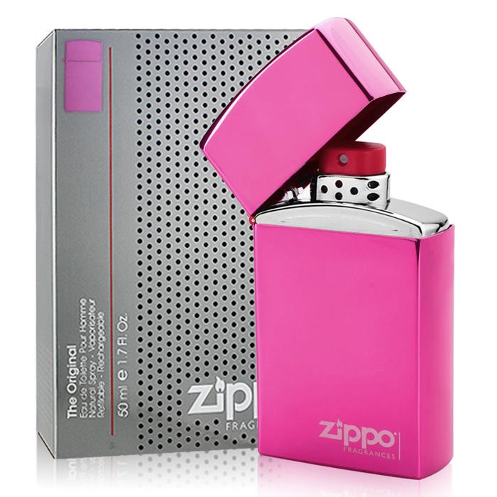 【即期品】Zippo 同名男性淡香水-魅力紅 (50ml)
