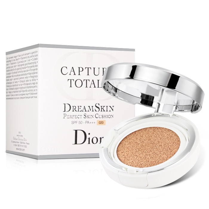 Dior迪奧 夢幻美肌氣墊粉餅#020自然膚色(15g)
