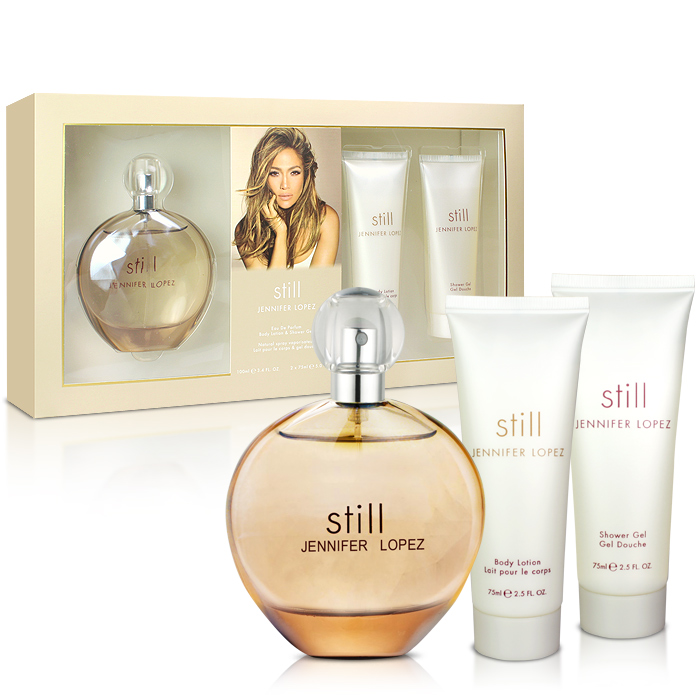 Jennifer Lopez 珍妮佛羅培茲 星鑽女性淡香精禮盒