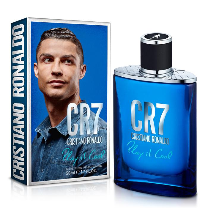 CRISTIANO RONALDO 羅納度CR7玩酷男性淡香水(50ml)
