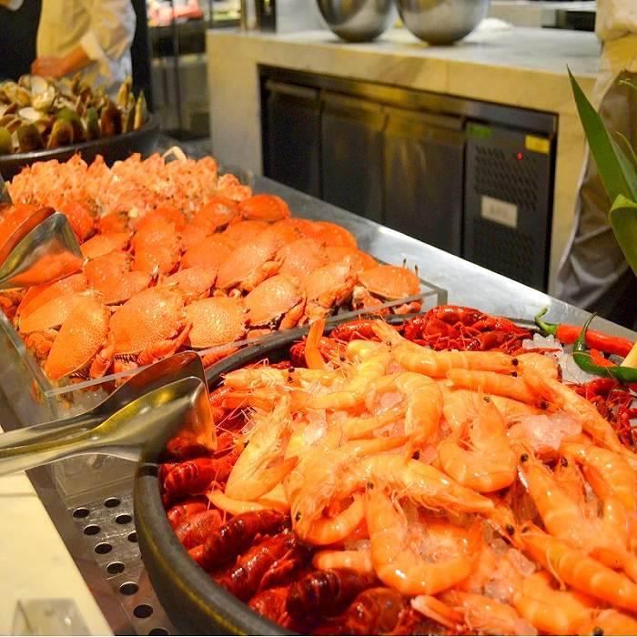 【台北】寒舍艾美酒店探索廚房Latest Recipt自助午/晚餐單人券(2張)