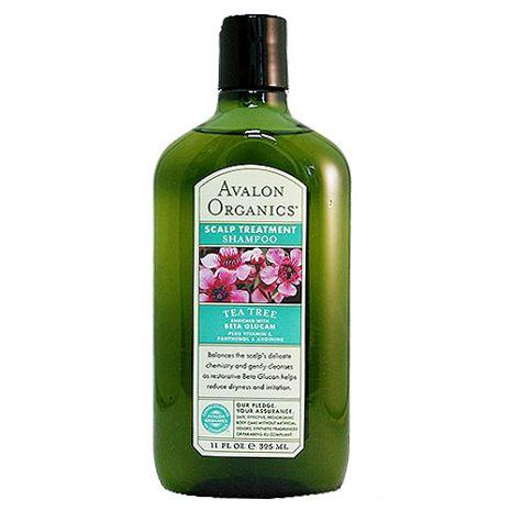 Avalon 愛芙蓉有機茶樹頭皮調理洗髮精 325ml