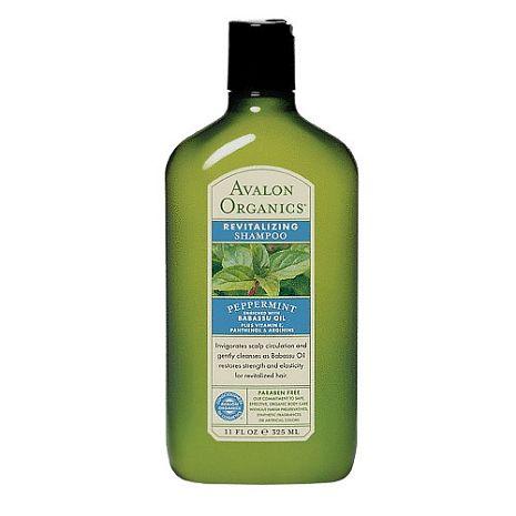 Avalon 愛芙蓉有機薄荷活力復甦洗髮精325ml