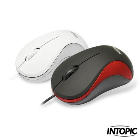 【INTOPIC】飛碟光學鼠MS-069