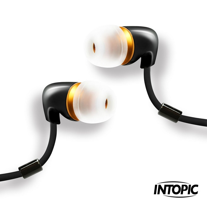 INTOPIC 廣鼎-陶磁入耳式耳麥 JAZZ-MP3-I52