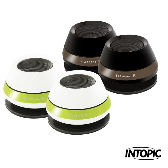 INTOPIC 廣鼎-USB 2.0 多媒體喇叭 SP-HM-320