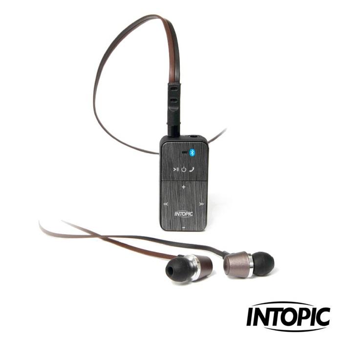 【INTOPIC】藍牙3.0音控盒 SP-HM-BT001