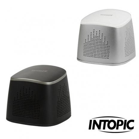 【INTOPIC】無線藍牙NFC麥克風喇叭 SP-HM-BT150時尚黑