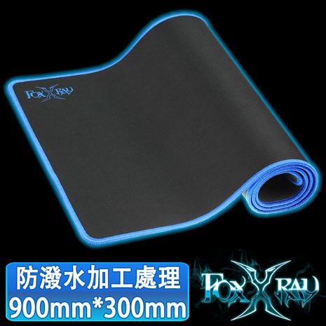 【FOXXRAY】海獸迅狐防潑水電競鼠墊 FXR-PPS-07