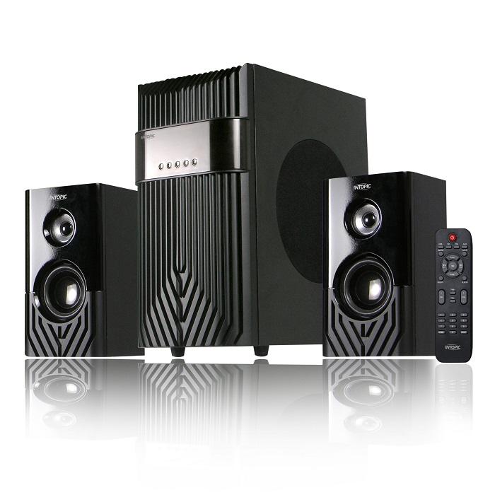 【福利品】2.1聲道藍牙多媒體音箱SP-HM-BT930