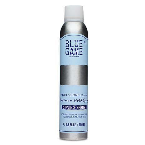 BLUE GAME 藍色遊戲 玩美記憶定型噴霧 300ml