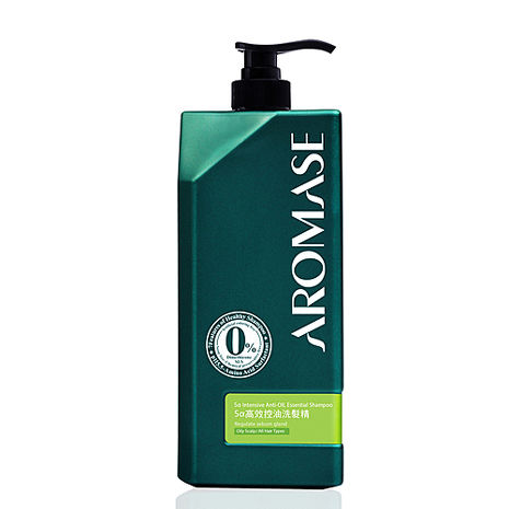 AROMASE艾瑪絲 5α高效控油洗髮精-2017高階版 1000mL