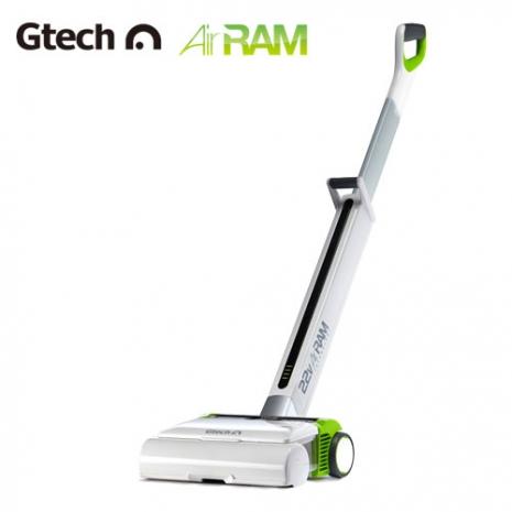 英國 Gtech AirRam 長效無線吸力不衰弱吸塵器 (時尚白)
