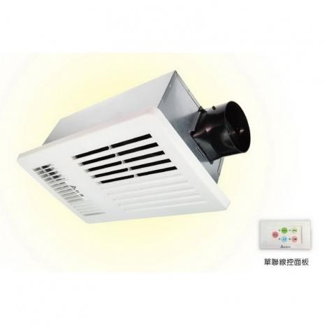 台達電子暖風機_37型 VHB37ACT  110V線控