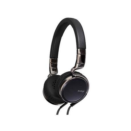 日本 JVC HA-SR75S esnsy 系列時尚風格高音質頭戴耳罩式耳機(線控附麥克風)白