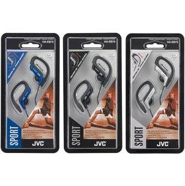 JVC 運動型防水耳掛耳機 HA-EB75公司貨