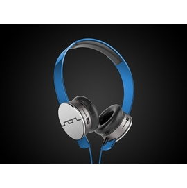 美國 SOL REPUBLIC Tracks HD V10 頭戴耳罩式耳機 藍色