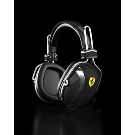 法拉利 Ferrari by Logic3 Scuderia P200 (黑色)耳罩式耳機即