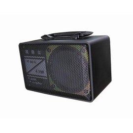 黑舞士FM-101C(FM101C)充電式60W喇叭(新款鋰電版)/教學擴音器跳舞機