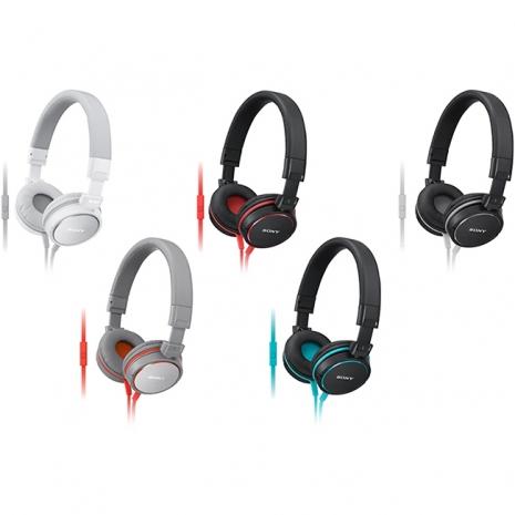 SONY MDR-ZX600AP 金屬髮絲紋耳罩式耳機附通話麥克風 公司貨附保卡保固一年