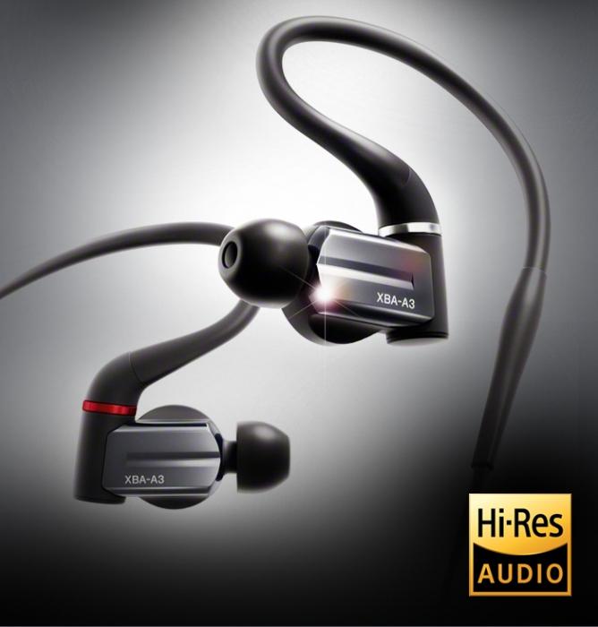 SONY XBA-A3 平衡電樞 Hybrid 三單體設計 自行更換一般/ 線控功能耳機線 公司貨保固24個月