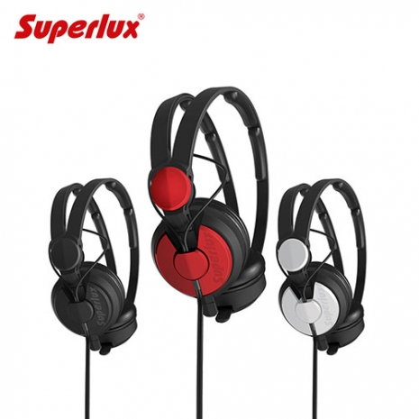 Superlux 舒伯樂 HD562 全方位耳罩式耳機,公司貨附保卡,保固一年