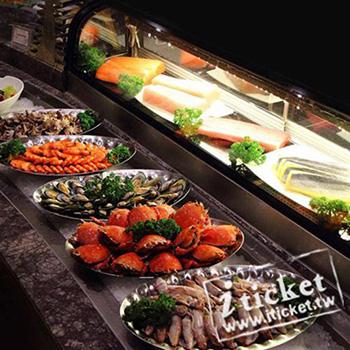 高雄麗尊酒店 艾可柏菲法式自助料理平日晚餐券【一套四張】