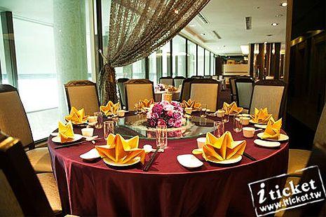 台中 兆品酒店-京兆軒雙人組合餐券