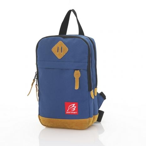 PORTMAN MINI單肩後背包(普藍)PM131887