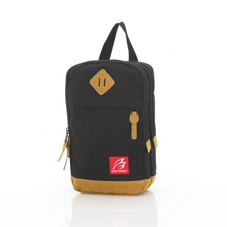 PORTMAN MINI單肩後背包(全黑)PM131887